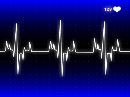 heart pulse photo