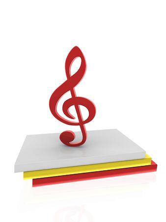 quavers: music books