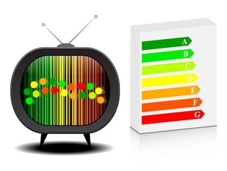 liquid g: tv with energy classification