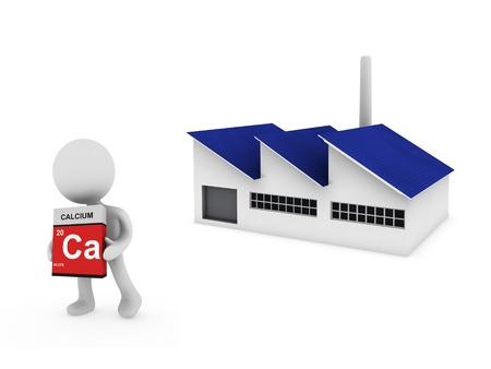 calcium factory