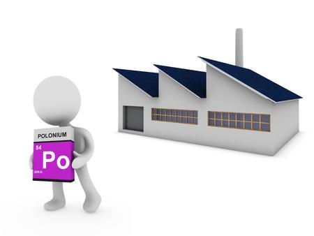 f�brica polonio photo