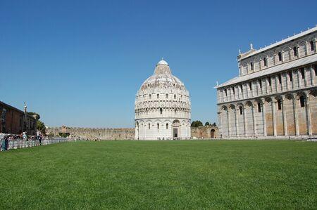 Baptistery in Pisa, Italy Stock Photo - 6922009