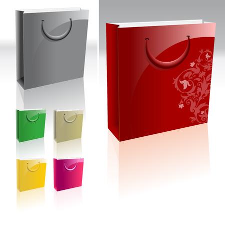 beautiful bag Stock Vector - 3666573