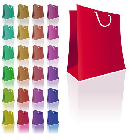 beautiful bag Stock Vector - 3666595