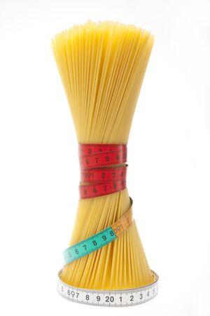 Standing spagetti
