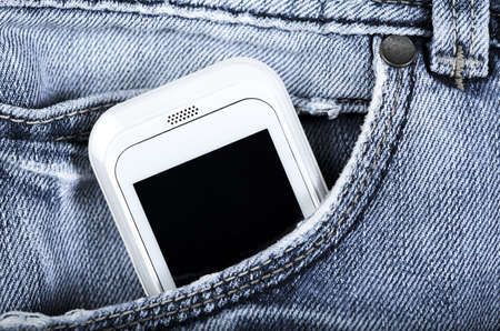 reachable: Mobile phone is in the pocket