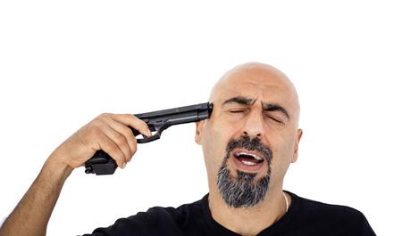 murdering: Shoting head
