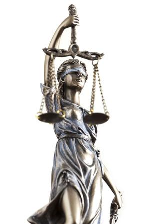 judicature: Statue of justice