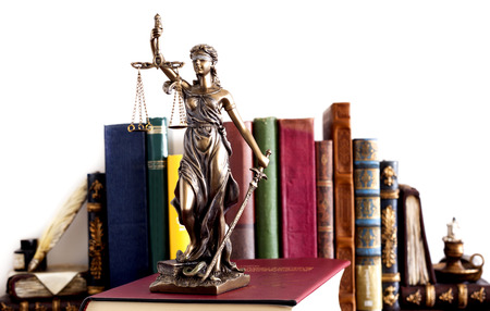 justice: Statue of justice