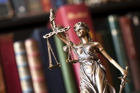 gerechtigkeit: Statue der Gerechtigkeit