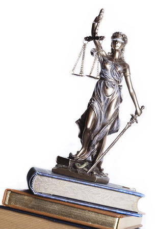 lady justice: Statue of justice
