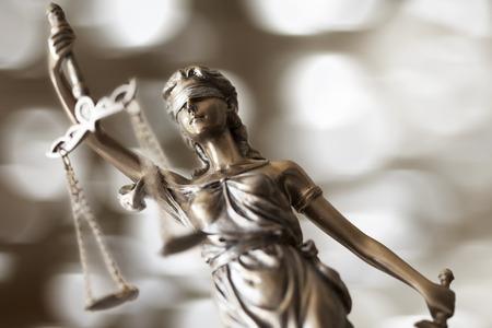 ley: Estatua de la justicia