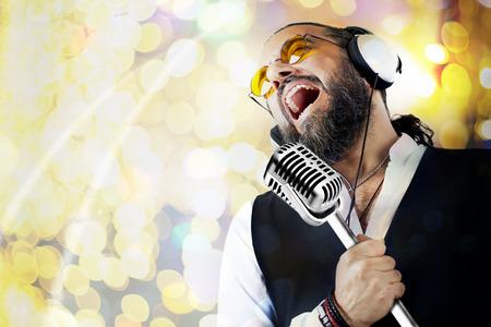 Chanteur homme