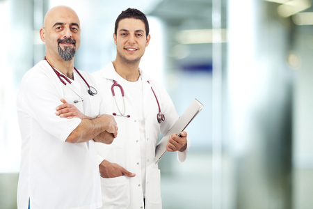 hospitales: Los médicos en el hospital