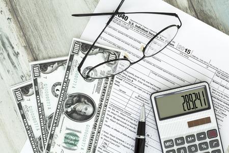 Belastingformulier