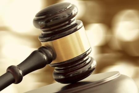 ruling: Wooden gavel