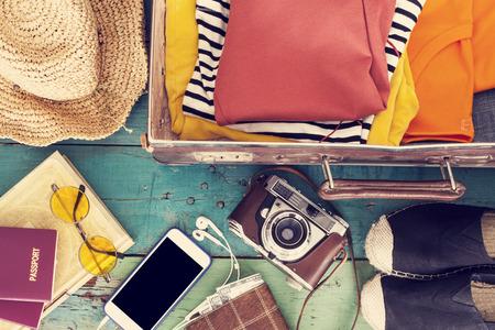 путешествие: Отдых чемодан
