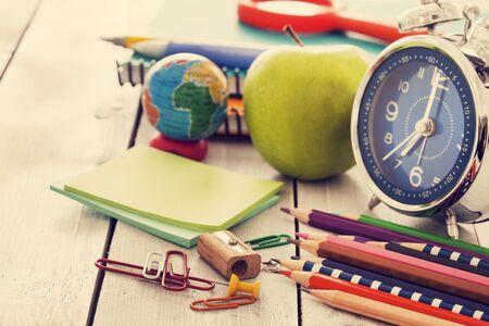 school supplies: School supplies