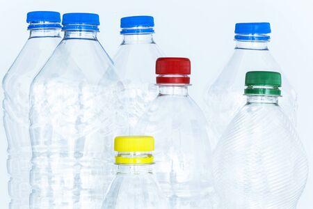 plastico pet: Botellas de plástico