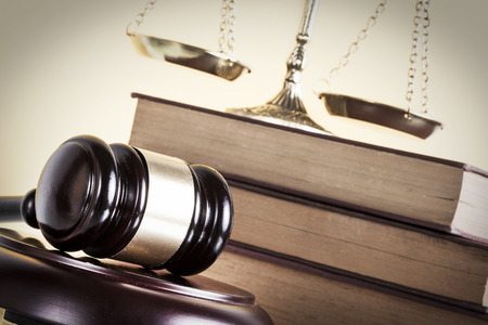 up code: Law and justice concept