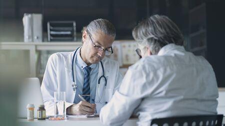 Doctor health healthcare medicine concept Zdjęcie Seryjne