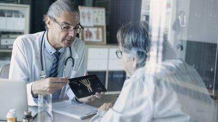 Doctor health healthcare medicine concept Archivio Fotografico
