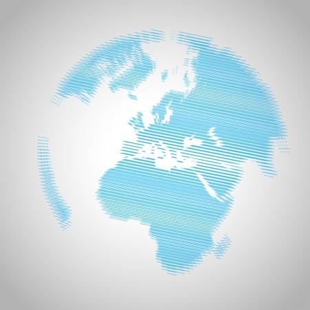 World background Stock Vector - 17547820