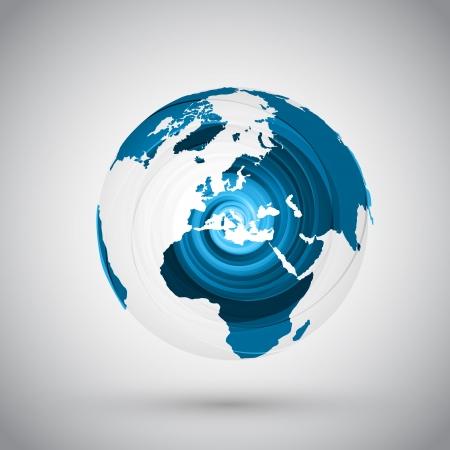 twirls: Twirls on Earth