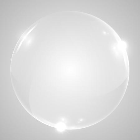esfera: esfera brillante