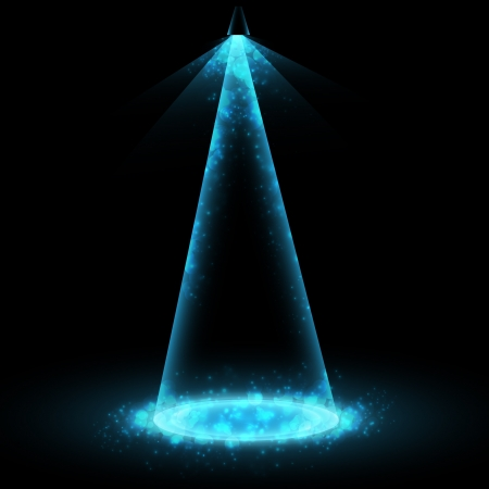 spotlight lamp: la fase del riflettore