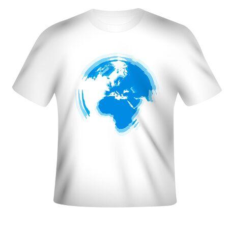 t-shirt design Stock Vector - 17548235