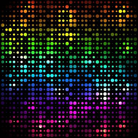 abstract vector: Abstracte vector achtergrond Stock Illustratie