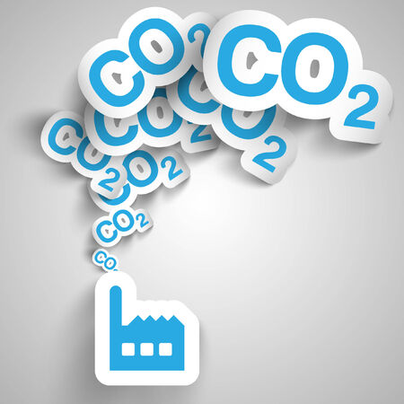 co2 neutral: Factory blows out CO2