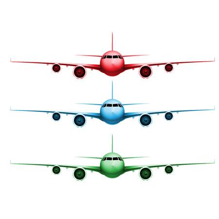 undercarriage: RGB planes