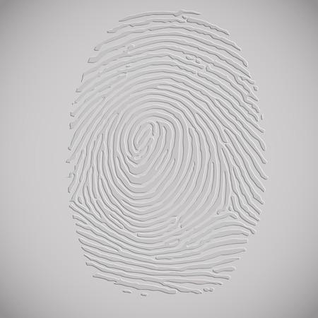 3D fingerprint