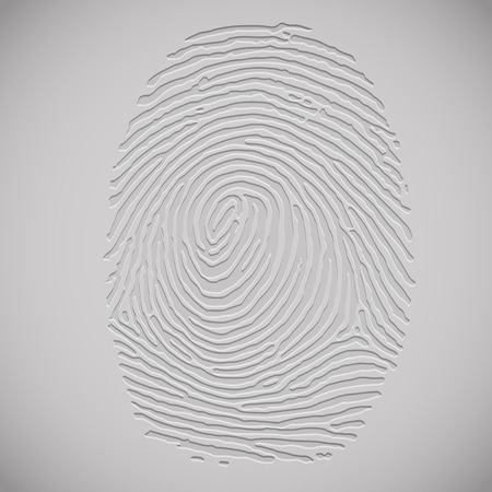 3D fingerprint Vector