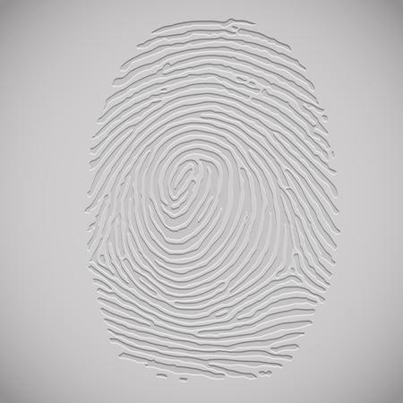 theft proof: 3D fingerprint