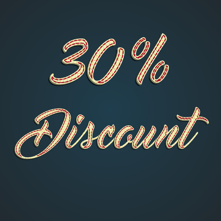 30% Discount made by leather pounds