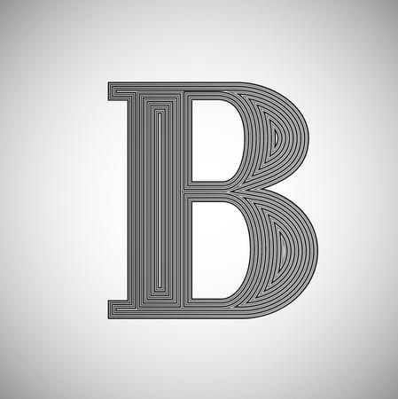 saver: Elegant ink saver character - less ink while printing, vector Illustration