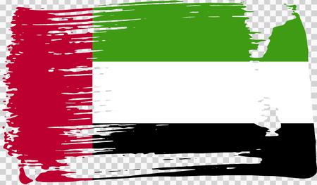 Realistic flag, vector illustration Foto de archivo - 124971672