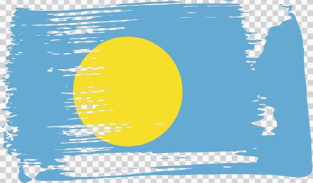 Realistic flag, vector illustration Foto de archivo - 124971684