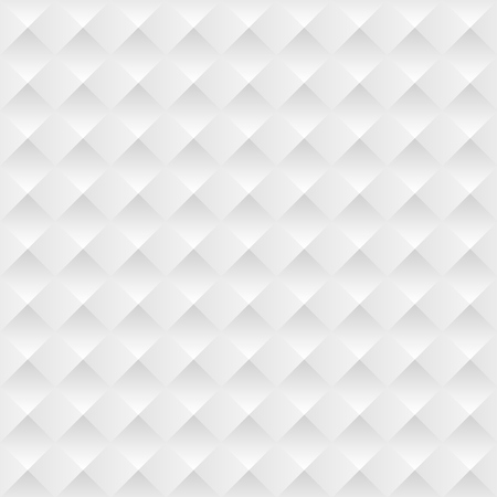Abstract white background with folds and shadows, vector illustration