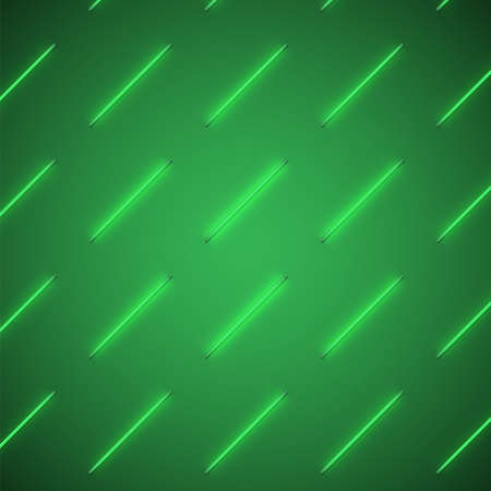 Realistic colorful neon tube background, vector illustration  イラスト・ベクター素材