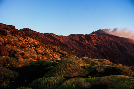 Albas Lights-Etna and Bove Valley -
