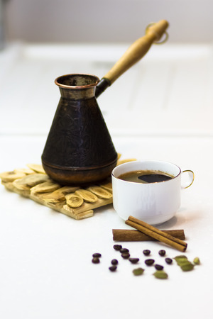 fragrant: freshly cooked coffee with fragrant spices ET.
