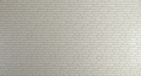 white brick wall for clean design for background theme
