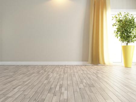 woonkamer scène ontwerp voor uw meubilair, frame, elektronische en een ander product
