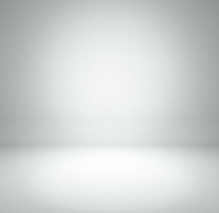 blanco gris degradado abstracta renderización de fondo para la exhibición montaje o sus productos