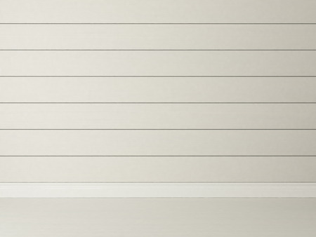 painted horizontal white wooden rendering wall background for your design