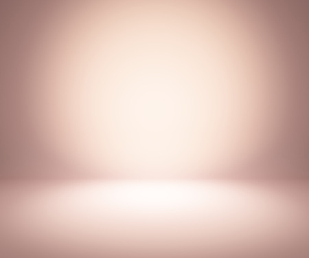 rose color gradient abstract background rendering for display or montage your products